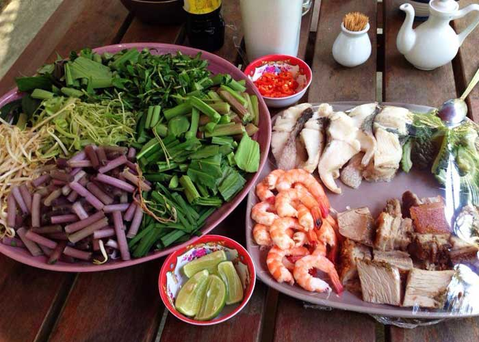 4 homestays with typical Mekong Delta style Coco Ben Tre - Culinary