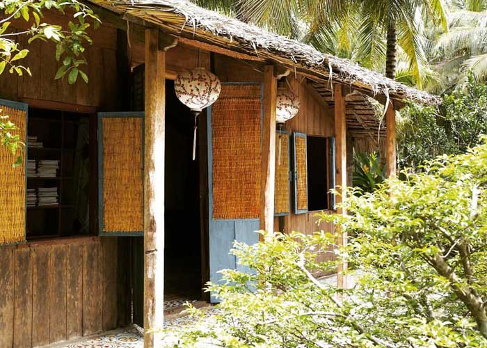 4 homestays with typical Mekong Delta style Coco Ben Tre