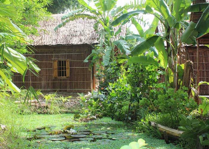 4 homestays with typical Mekong Delta style Green Village Homestay Can Tho