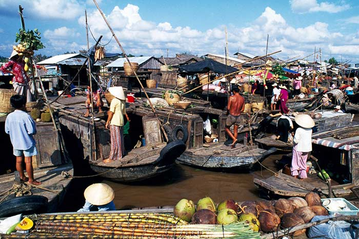 6 ideas to explore mekong floating market cai rang