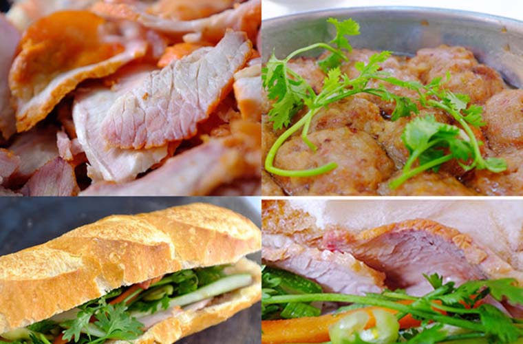 All about Sai Gon - banh mi
