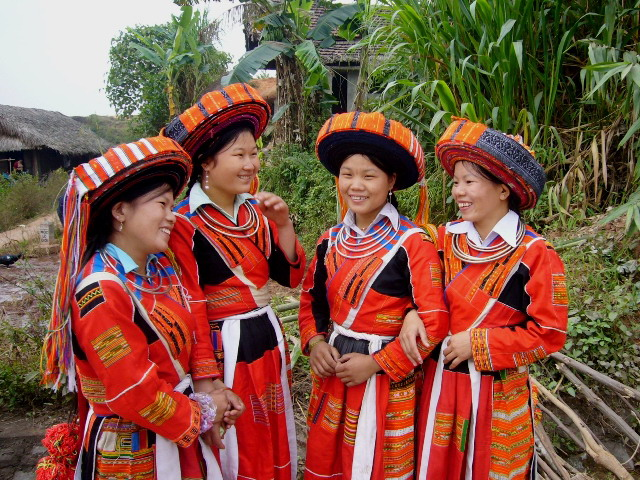 Hmong red