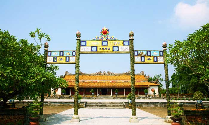 Imperial City of Hue Meridian Gate