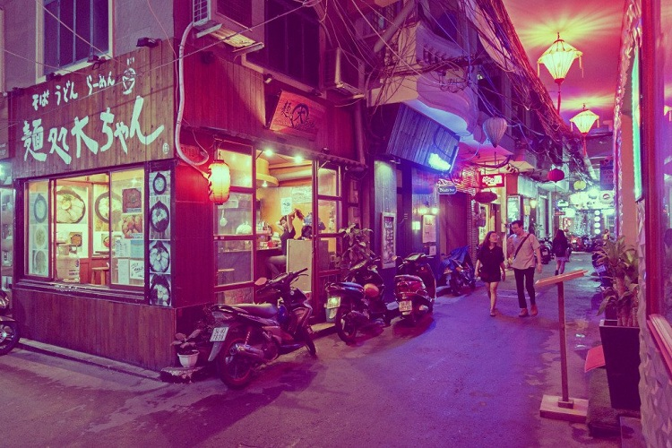 top 4 favourite expat neighbourhoods to live in Saigon little tokyo