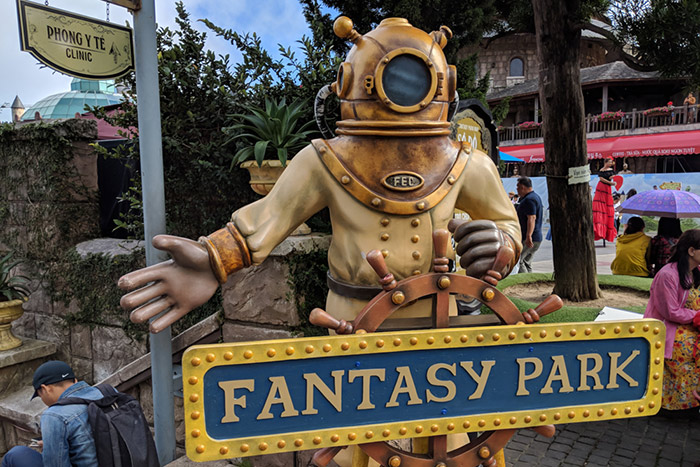 ba na da nang what to do in ba na hills fantasy park