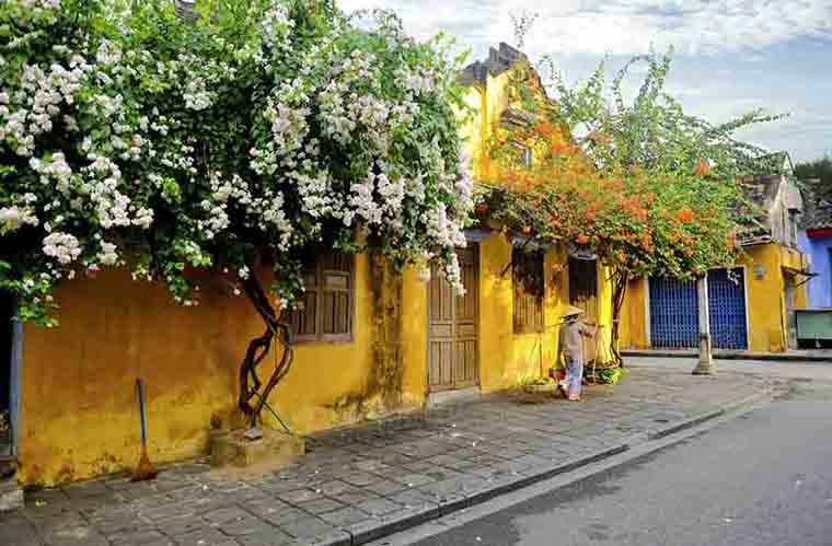 best place to visit in Vietnam in April Hoi An