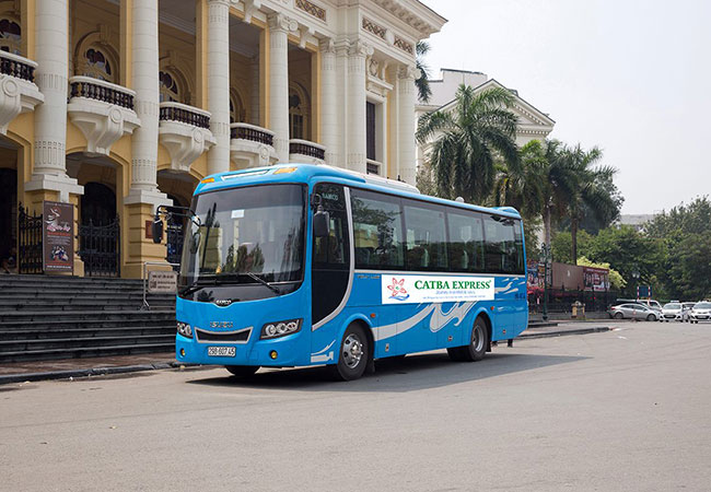 bus to cat ba