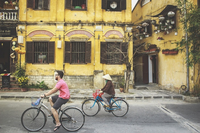 go around hoi an bycicle trip