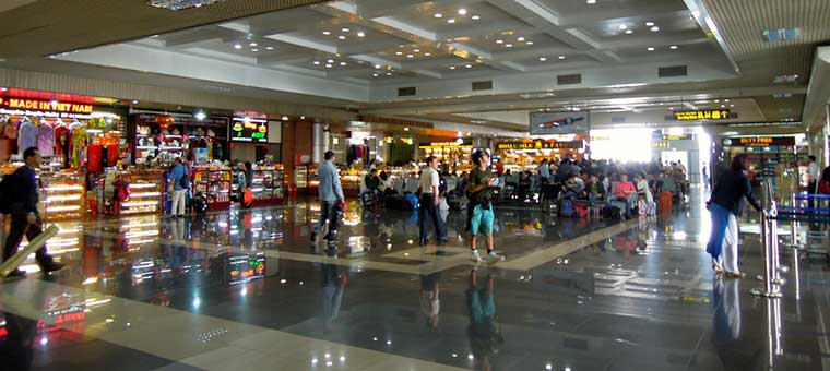 shops in noi bai airport
