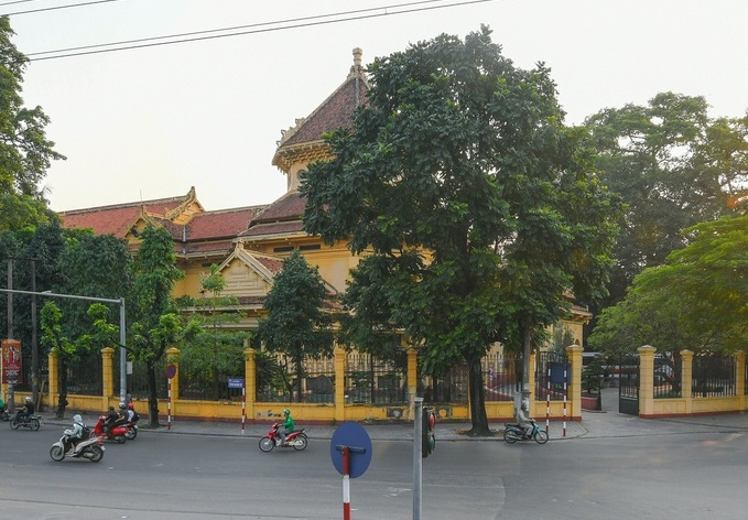 hanoi old quarter past and present history museum now