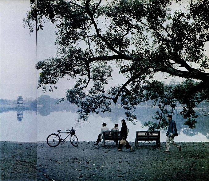 hanoi old quarter past and present hoan kiem lake