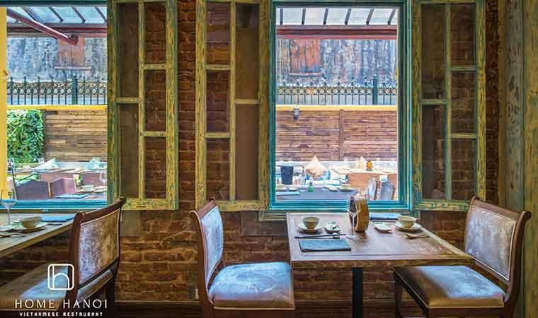 vietnamese foods -home hanoi restaurant