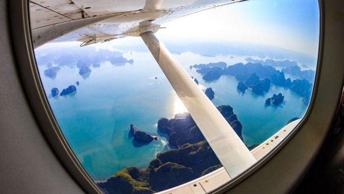 how to go to halong seaplane