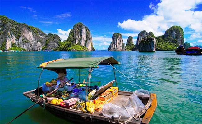 islands and beaches vietnam cat ba