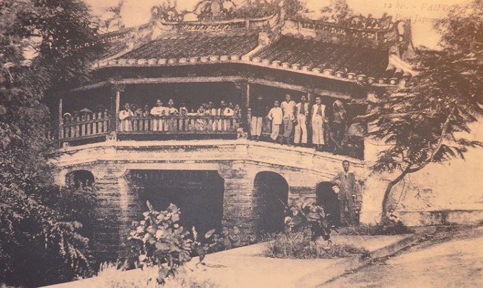 japanese bridge of hoi an history