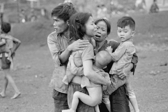 massacre of my lai Vietnam villagers
