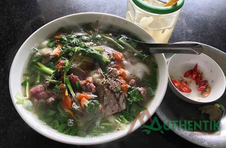 beef noodle pho bo