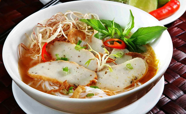 phu quoc island noodle soup of south