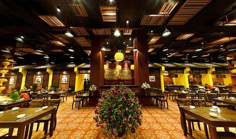 vietnamese restaurant quan an ngon