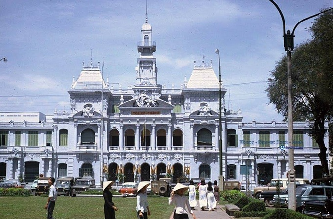 saigon city hall history