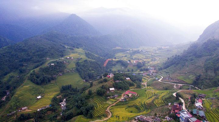 sapa-fansipan-vietnam-muong-hoa-valley