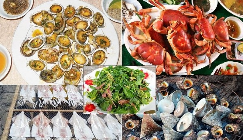 sea food cu lao cham