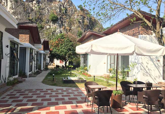 tam coc boutique garden resort