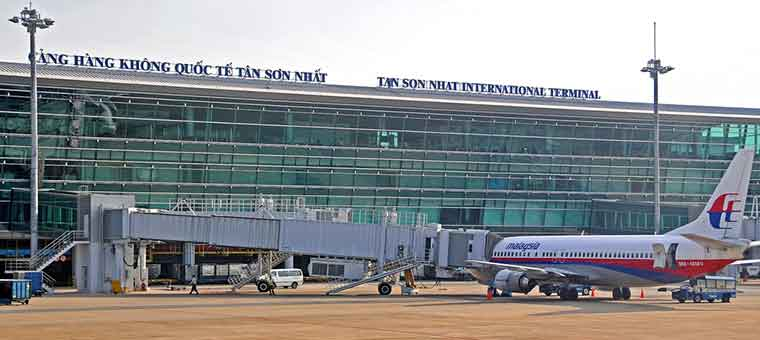 tan son nhat international airport