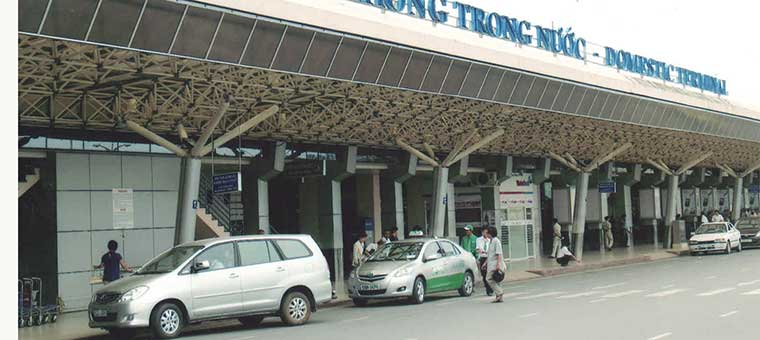 tan son nhat domestic terminal