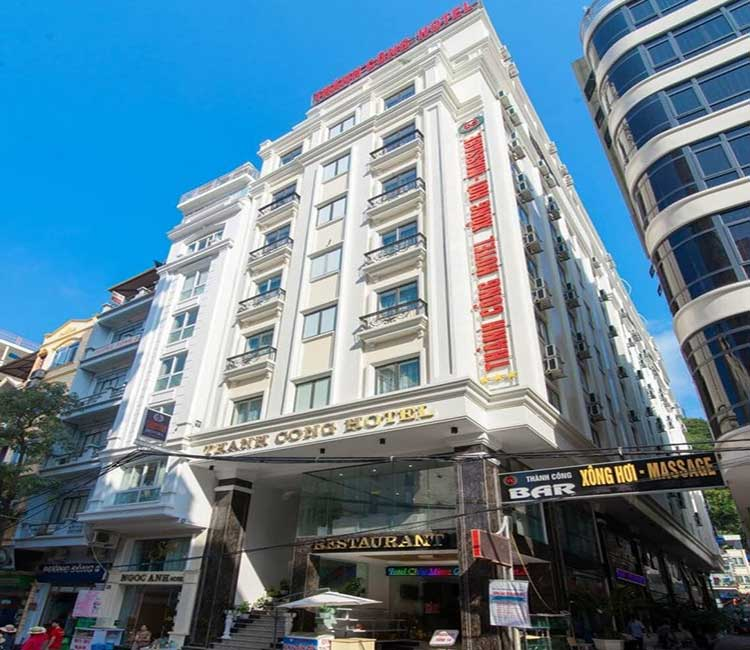 thanh cong hotel in cat ba