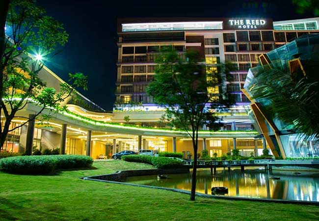 the reed hotel in ninh binh