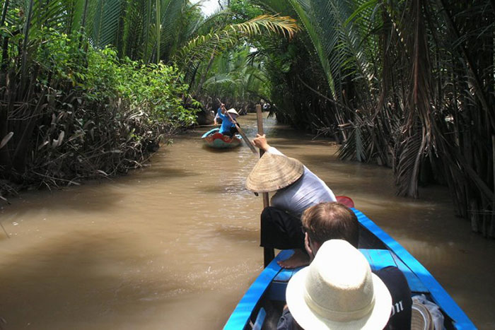 top 10 activites mekong delta sampan ride