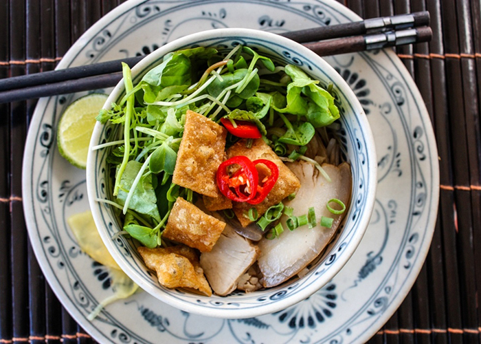 top 10 dishes of vietnam cao lau hoi an