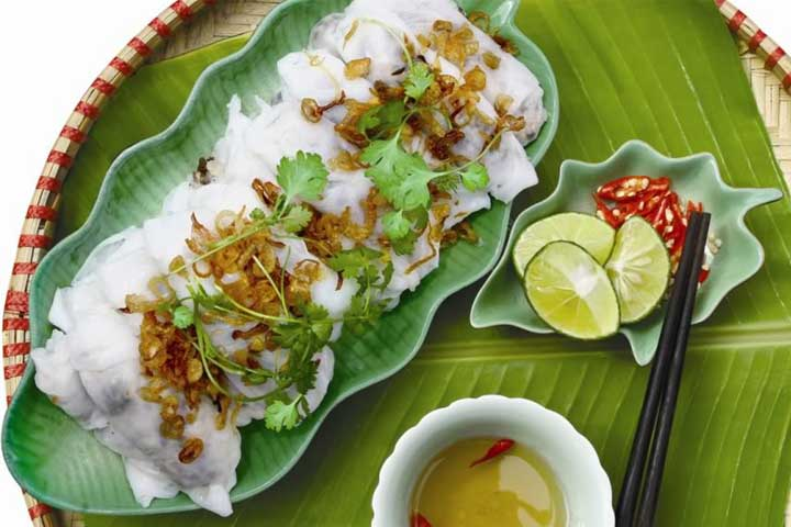top 10 dishes banh cuon hanoi