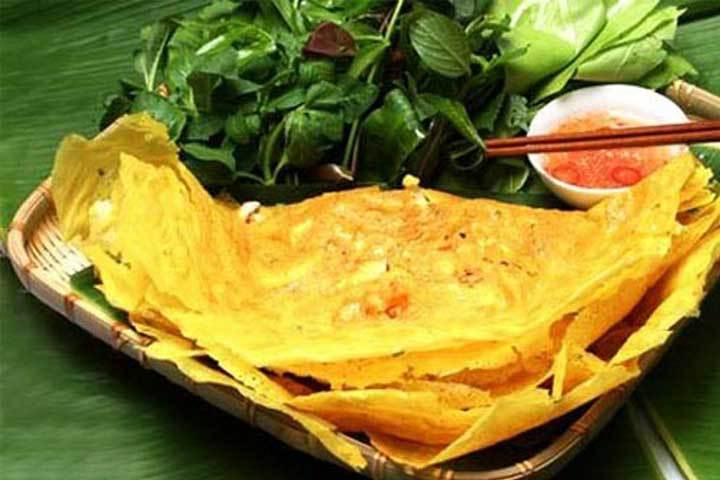 top 10 dishes banh xeo hanoi