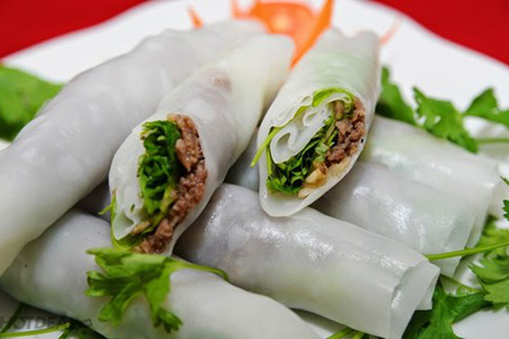 top 10 dishes pho cuon hanoi