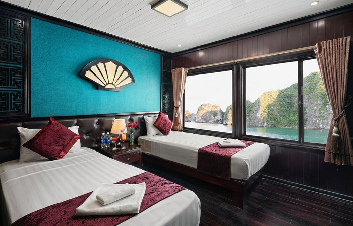 top 10 halong bay cruise aclass legend