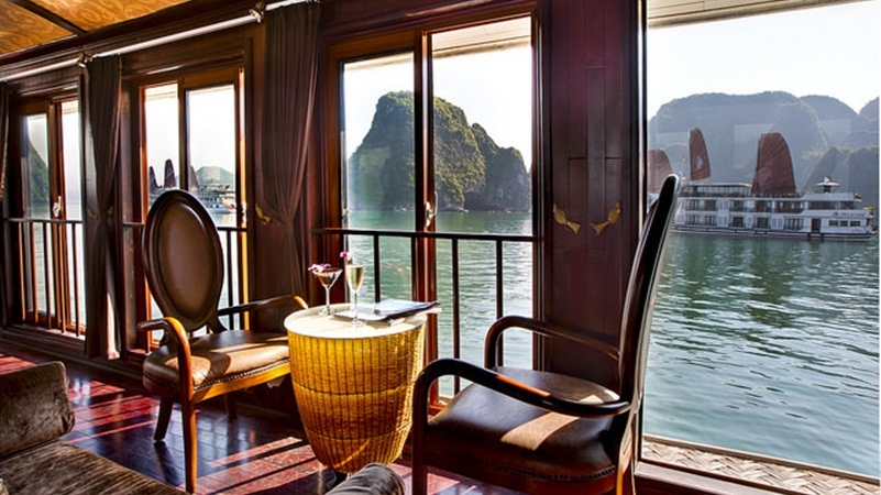 top 10 halong bay cruise glory legend