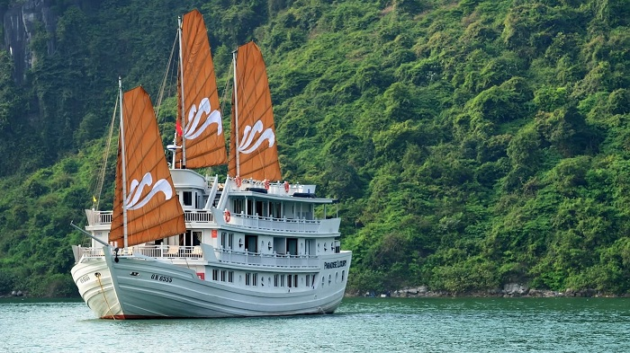 top 10 halong bay cruise paradise