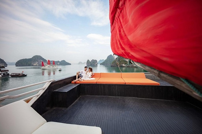 top 10 halong bay cruise syrena