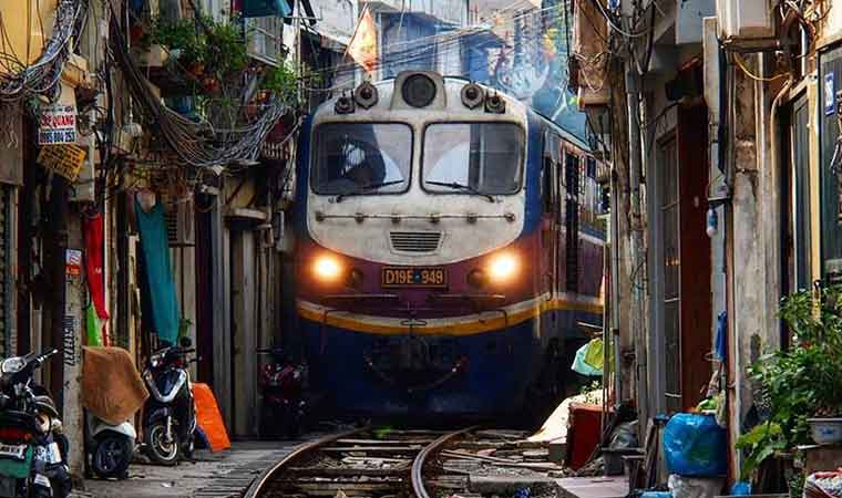 hanoi railway