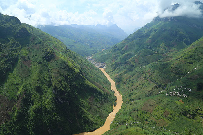 visit Ha Giang in 3, 4 or 5 days Ma Pi Leng pass