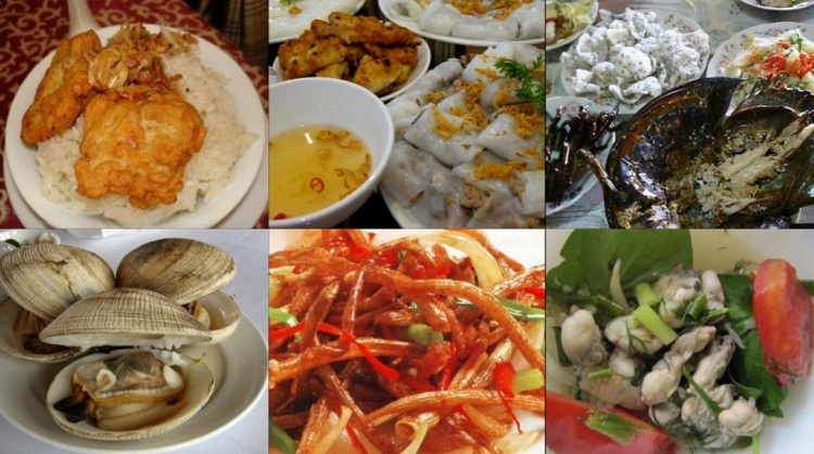 visit halong bay culinary specialities