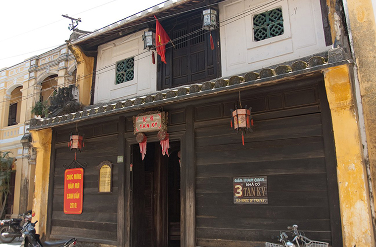 visit hoi an visit tan ky ancient house overview