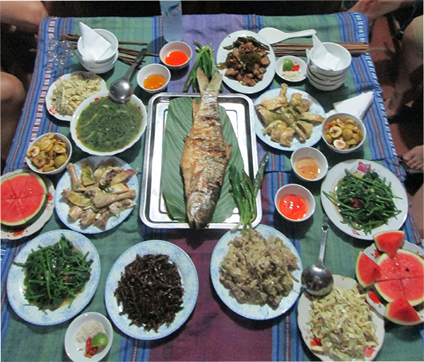 visit mai chau hoa binh in 2 days meal