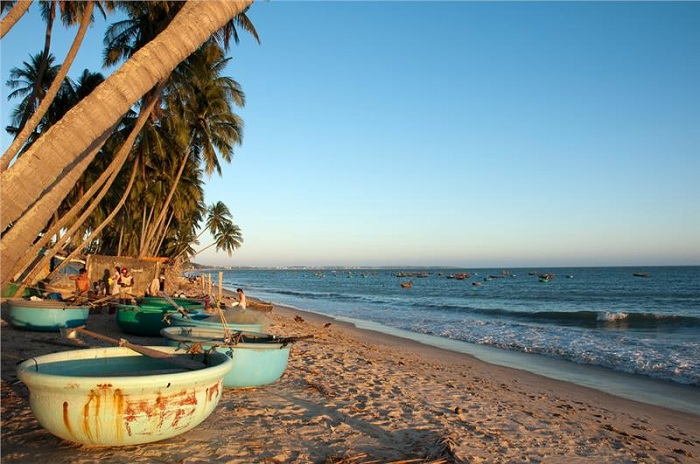 visit mui ne in 2 or 3 days beach