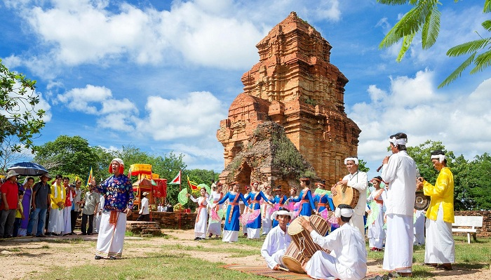 visit mui ne in 2 or 3 days cham tower