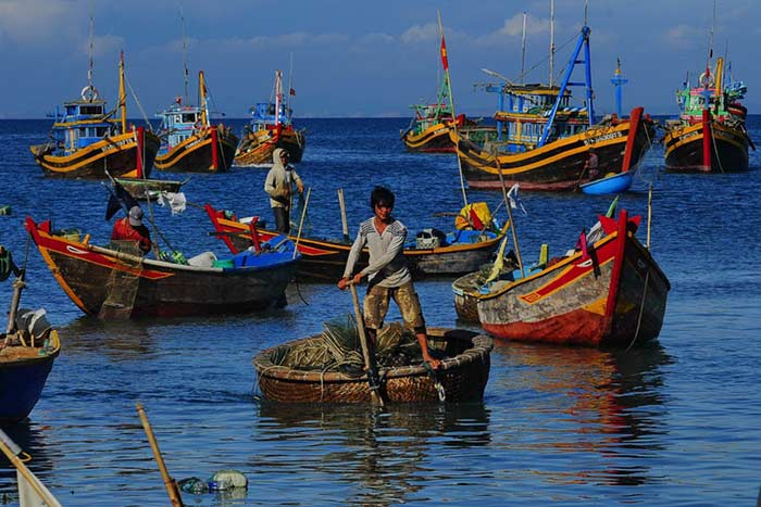 visit mui ne in 2 or 3 days fishermen