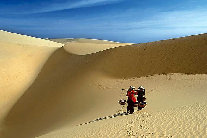 visit mui ne in 2 or 3 days sand dunes
