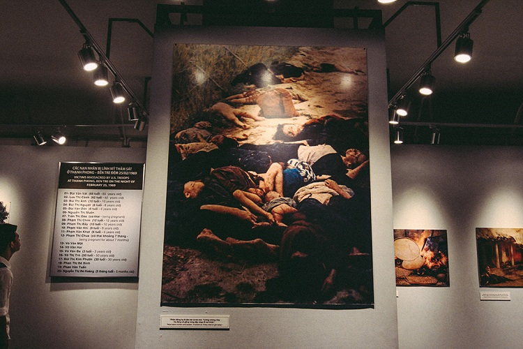 visit saigon war remmants museum